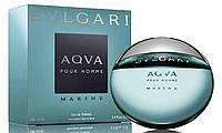 Туалетная вода Bvlgari Aqva Marine Pour Homme 100 ml
