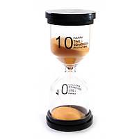 Песочные часы 10 минут Оранжевый песок