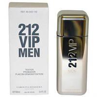 Духи Carolina Herrera 212 VIP Men Tester Для Мужчин 100 ml