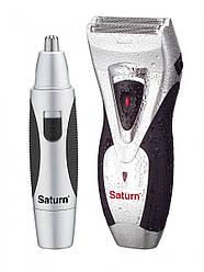 Бритва + триммер Saturn ST-HC7392