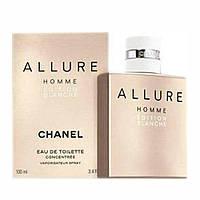 Туалетная вода Chanel Allure Homme Edition Blanche Для Мужчин 100 ml