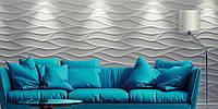 Декоративные гипсовые 3D панели «Нежность»