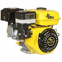 Двигатель бензиновый Кентавр ДВС-200БЗР (шкив)