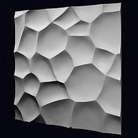 Декоративные гипсовые 3D панели «Ракушки»