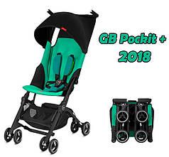 Прогулочная коляска GB Pockit + 2018
