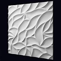 Декоративные гипсовые 3D панели «Листва»
