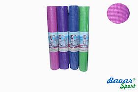 Yoga mat PVC (3mm)