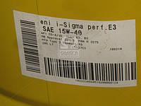 Масло моторное ENI i-Sigma perfomance E3 15w-40  (Бочка 205л), AJHZX