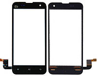 Тачскрин (сенсор, экран) Xiaomi Mi2/ Mi2S черный