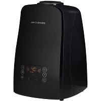 Ультразвуковой увлажнитель воздуха Boneco AOS U650+7017 Ionic Silver Stick черный