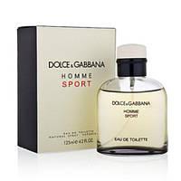 Туалетная вода Dolce & Gabbana Homme Sport Для Мужчин 125 ml