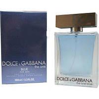 Туалетная вода Dolce & Gabbana The One Blue Для Мужчин 100 ml