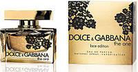 Туалетная вода Dolce & Gabbana The One Lace Edition Для Женщин 75 ml