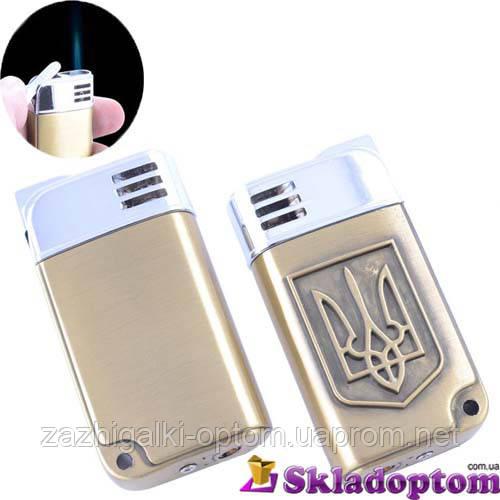 Запальничка кишенькова Герб України 4113