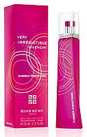 Туалетная вода Givenchy Very Irresistible Summer Vibrations Для Женщин 75 ml
