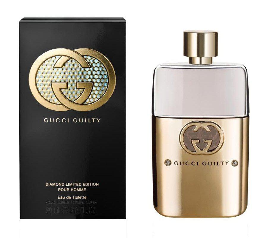 Духи Gucci Guilty Pour Homme Diamond Для Мужчин 90 ml - Интернет-магазин  ARIOZO в 71c34b564eb5b