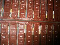Раздача листовок в Энергодаре