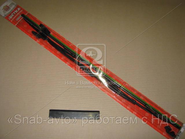 Щетка стеклоочистителя каркас 660мм. (с адаптерами)  (арт. HW660)