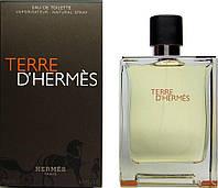 Туалетная вода Hermes Terre D`Hermes Для Мужчин 100 ml