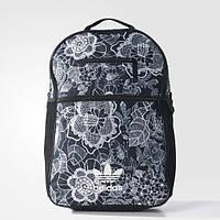 Sale Рюкзак Adidas Originals GIZA E BK7046 с принтом - распродажа