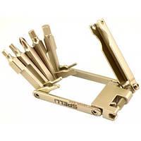"""Шестигранник """"Spelli"""" 02FF 2/2,5/3/4/5/6mm, сталь"""