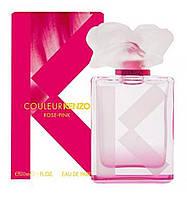 Туалетная вода Kenzo Couleur Kenzo Rose-Pink Для Женщин 100 ml