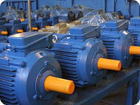 Электродвигатель 7,5 кВт 750 об/мин АИР 160 S8, фото 1