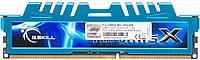 G.SKILL RipjawsX Series DDR3-1600MHz 8192MB 8Gb PC3-12800 (F3-1600C9D-16GXM)