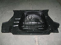 Панель пола ВАЗ 2108 задняя (производство АвтоВАЗ) (арт. 21080-510104200), AEHZX