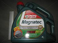 Масло моторное Castrol Magnatec 5W-40 A3/В4 (Канистра 4л) RB-MAG54A3-4X4L, AEHZX