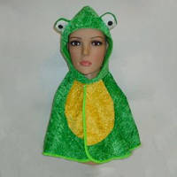 Маскарадный костюм Лягушка с пелериной