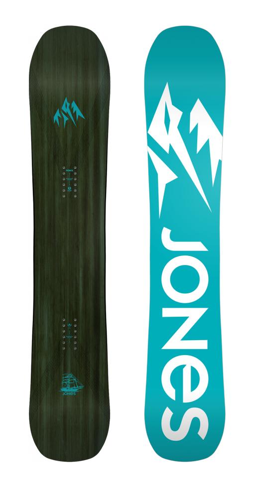 Сноуборд Jones Women's Flagship 2016-17
