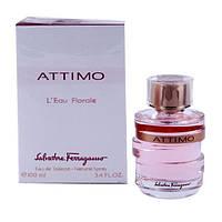 Туалетная вода Salvatore Ferragamo Attimo L`Eau Florale Для Женщин 100 ml