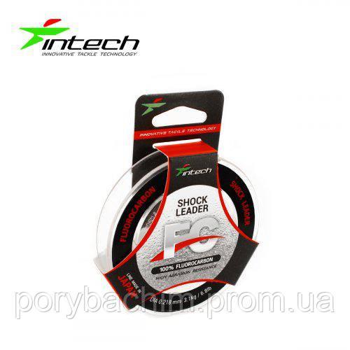 Флюорокарбон Intech FC Shock Leader 10м 0.123mm (1.0kg / 2.2lb)
