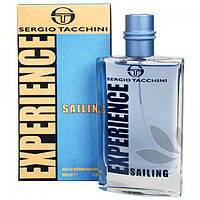 Туалетная вода Sergio Tacchini Experience Sailing Для Мужчин 100 ml