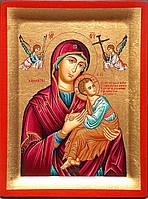 Страстная икона Божией Матери, фото 1