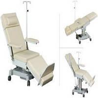 2077-3 — Диализный донорский стол-кресло (4 электромотора), фото 1