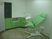 Кресло гинекологическое КС-3РМ (механическая регулировка высоты), фото 1