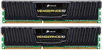 Corsair VengeanceLP DDR3-1600MHz 8192MB 8Gb PC3-12800 (CML16GX3M2A1600C10)