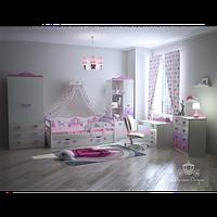 Детская комната Золушка pink