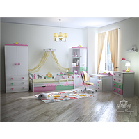 Детская комната Золушка mix