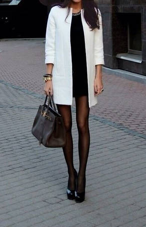 Короткое пальто-жакет, фото 2