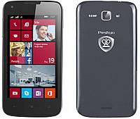 Бронированная защитная пленка для дисплея Prestigio MultiPhone 8400 DUO