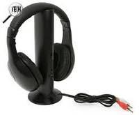 Беспроводные наушники MH 2001 5в1 Hi-Fi S-XBS Wireless Headphone