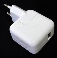 Зарядное USB 10W для Apple iPHONE 4s 5 5s Mini iPad белое