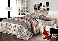 Комплект постельного белья R1857 семейный (TAG(sem)-415)