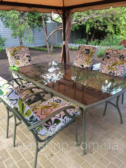 Набор садовой мебели для сада дачи Ranger RA 7713 Сирень