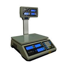 Весы торговые CAS ER-JR-6CBU