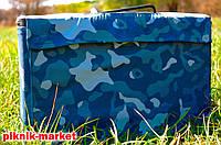 Чехол к мангалу 6 шампуров армейская саржа