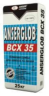 Ancerglob BCX 35,Смесь клеевая для облицовки каминов и печей, 25 кг